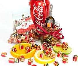 Cola-Tutti Frutti Mix